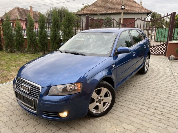 Vand Audi A3 S-line/ 2.0 Diesel/ An 2005/ Euro 4