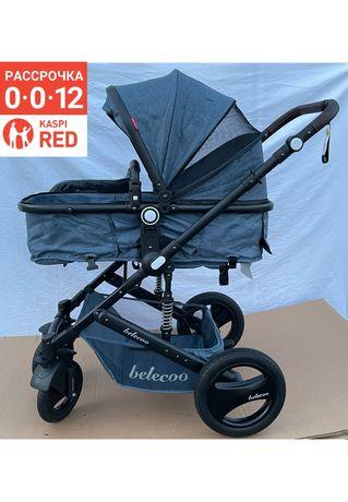 Детская коляска,трансформер Belecoo,прямо со склада