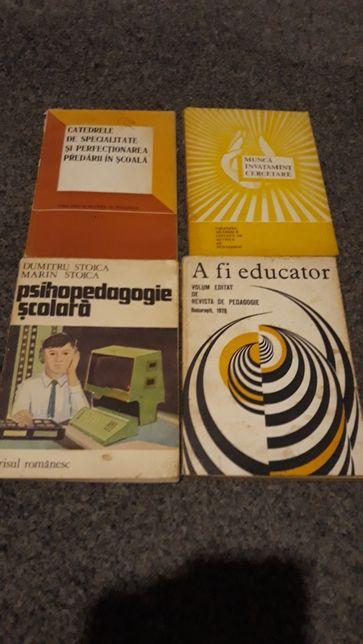 carti de formare ptr invatator / educator