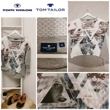 Tom tailor / maleta/ bluza/ Xl