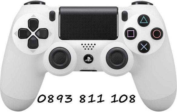 Playstation 4 Контролер/джойстик Sony Dualshock 3 / 4 / безжичен нови