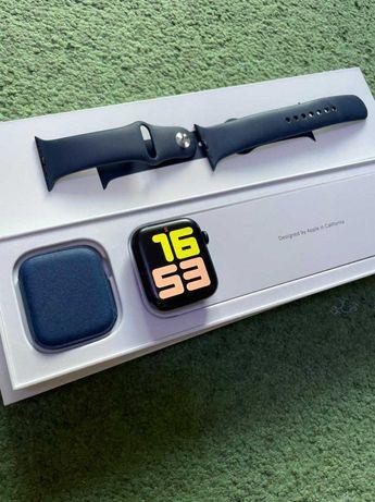 Apple Watch 6 44мм blue.