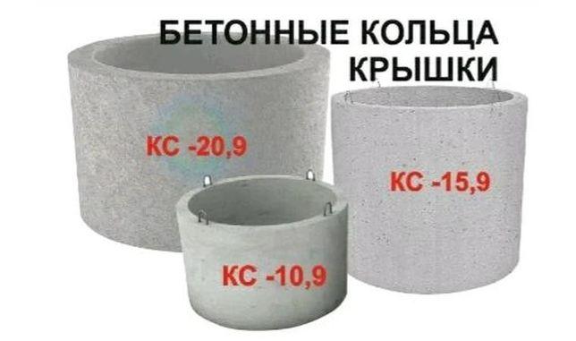 Жби кольца для септик всех размеров есть доставка