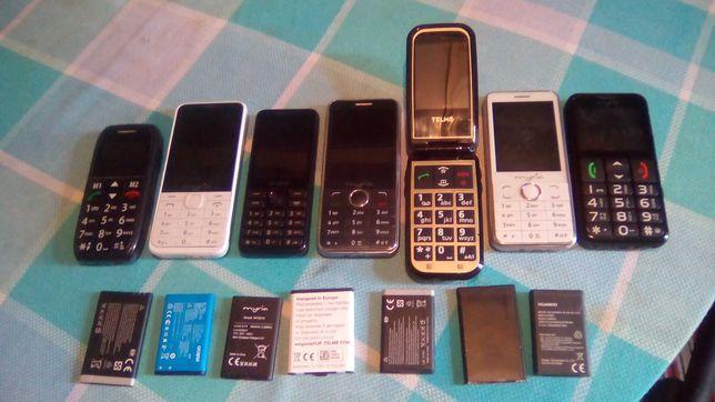 Vind telefoane diferite modele functionale