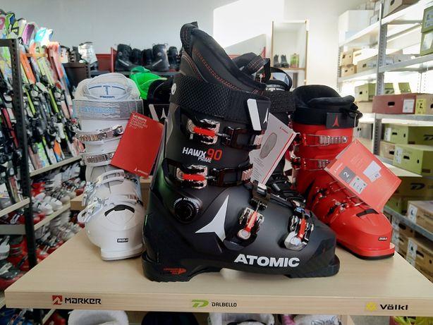 Clapari schiuri ski Atomic Hawx Prime 90 noi! Model 2020