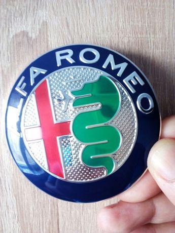 EMBLEME - set 2 embleme pentru capota Alfa romeo