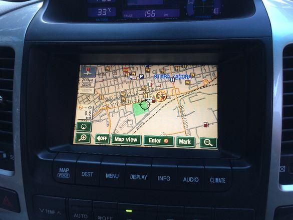 Диск за LEXUS TOYOTA V.2019гд лексус тойота Honda навигационен диск