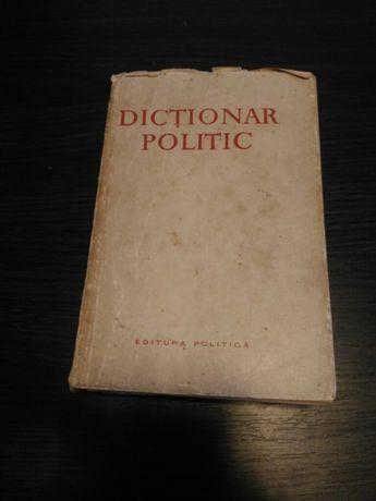 Vand dictionar politic