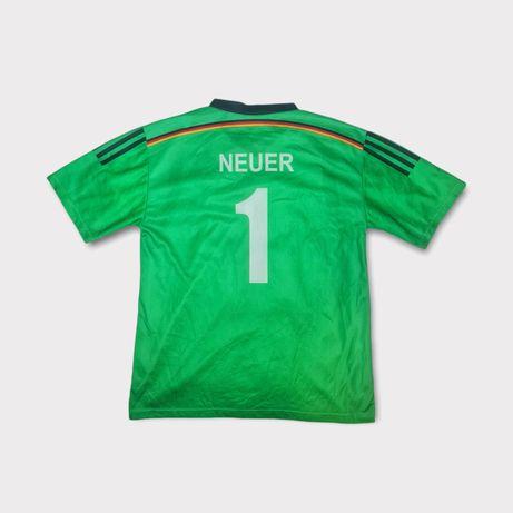 Tricou fotbal replică Neuer 1 Germania