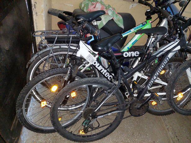Bicicleta aluminiu sau fier