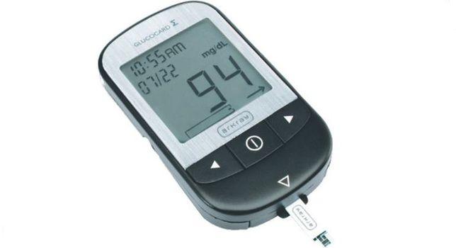 Новый глюкометр Глюкокард Сигма!!!