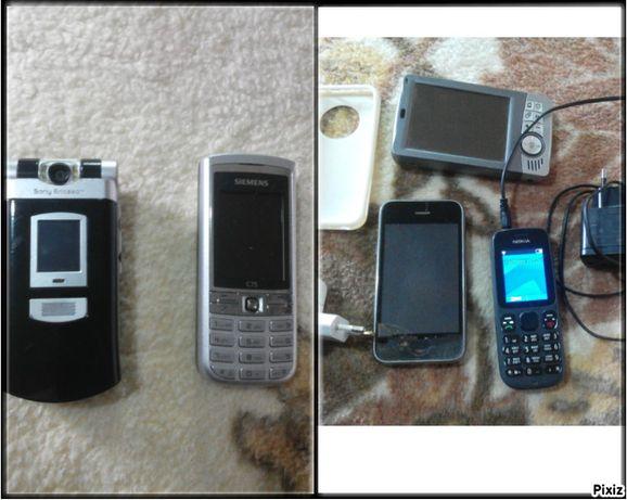 4 броя телефони + навигация 40лв