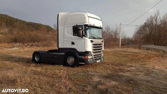 Scania R450 Primul propietar, stare ok, bateri ,filtre si ulei schimbat.