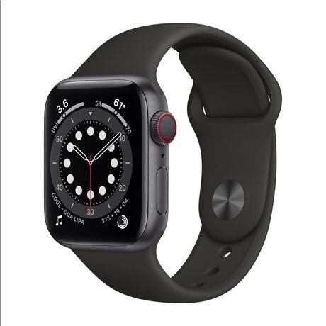 Apple Watch 6 Series 40 mm black