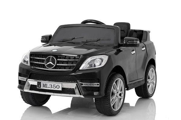 Masinuta electrica Kinderauto Mercedes ML350 2x25W STANDARD 12V #Negru