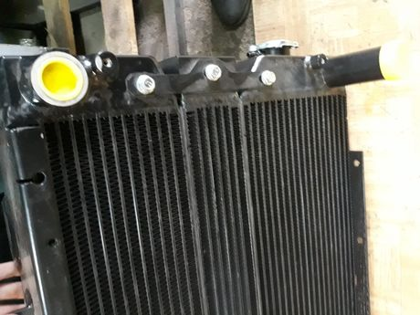 Radiator Komatsu 3 secctiuni