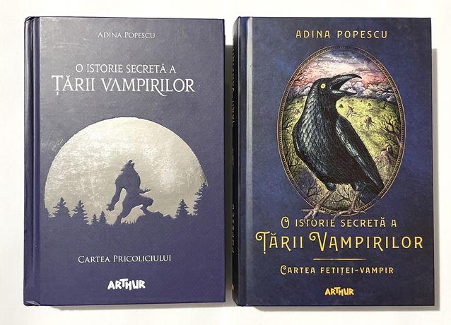 CO istorie secreta a Tarii Vampirilor vol 2 Cartea Fetitei vampir