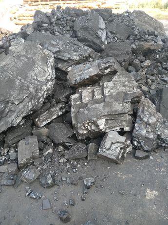 Уголь крупный