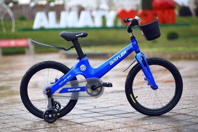 Batler детский велосипед  от 2-х лет рама алюминевый