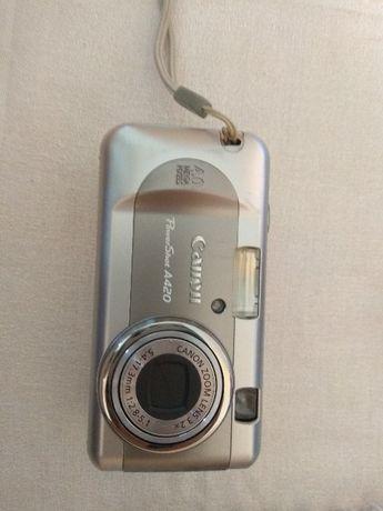 Фотоапарат Canon A420