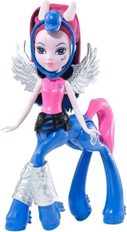 Papusa Monster High -Pyxis Prepstockings -colectia Fright-Mares