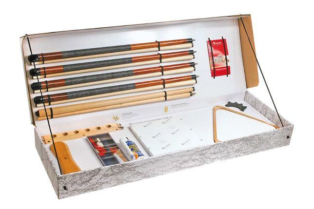 kit pentru jocul de biliard - STANDARD ARAMITH / Belgia