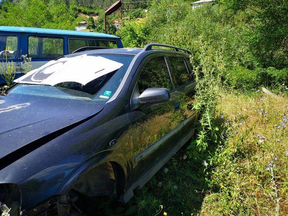 Opel astra g части