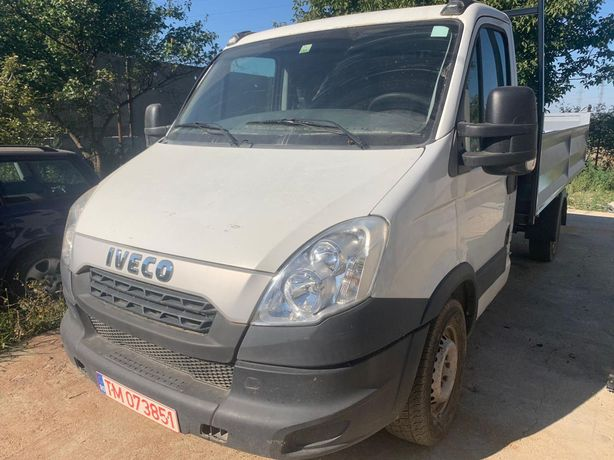 Iveco Daily 35S11 2012 basculabil