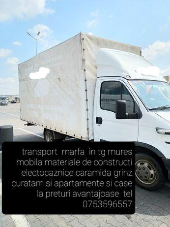 Oferim servici de transport marfa la cele mai mici preturi