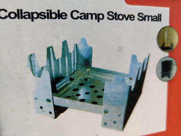 Mini aragaz portabil cu combustibil solid tablete alcol pentru camping
