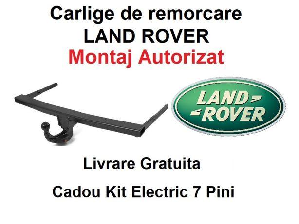 Carlig Remorcare LAND ROVER Freelander 1998-2007 Livrare Gratuita