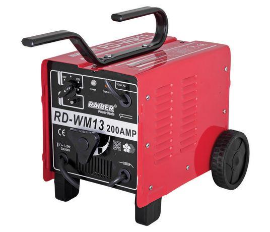 Акция! Електрожен 200А Raider RD-WM13! стара цена 230лв!