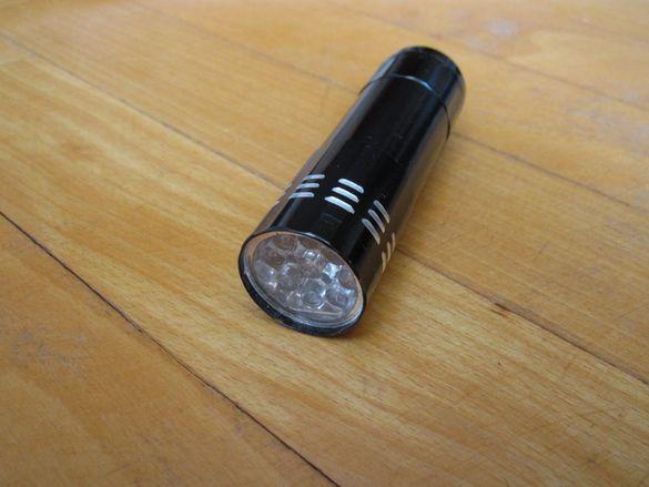 LED фенерче, LED челник със зоом