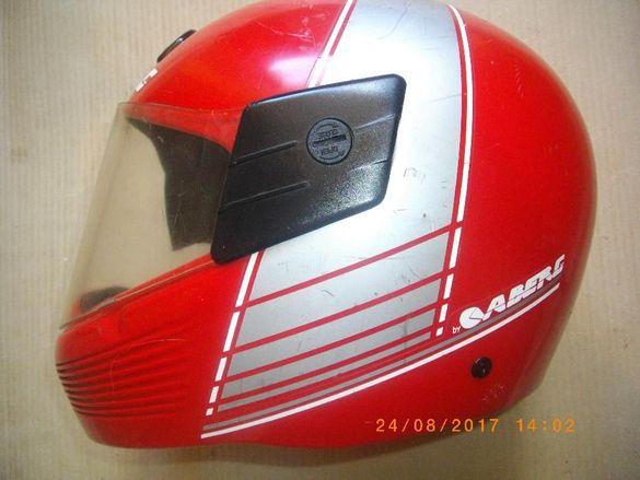 Caberg-№59-60-Каска-Шлем За Мотор-Кабърг-Италианска-Отлична