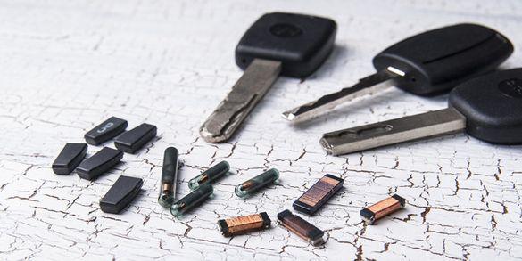 Програмиране на чип за Автоключ