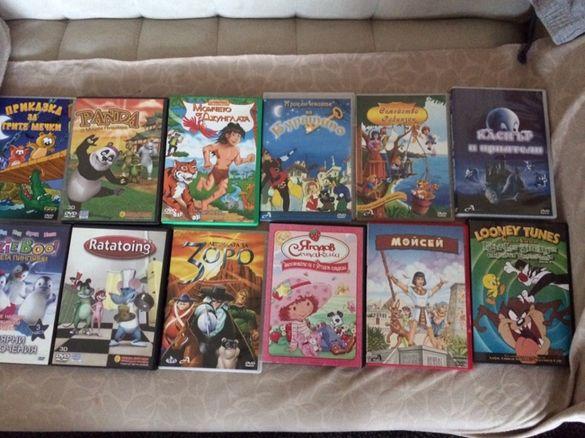 Детски анимационни филми
