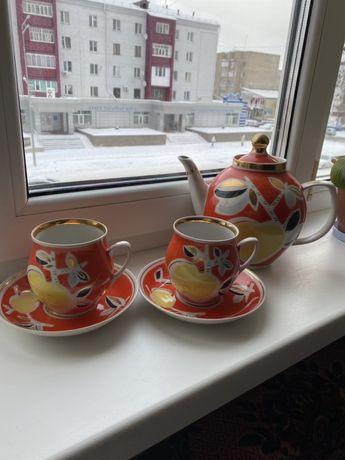 Чайный сервиз Полонне, тет-а-тет.