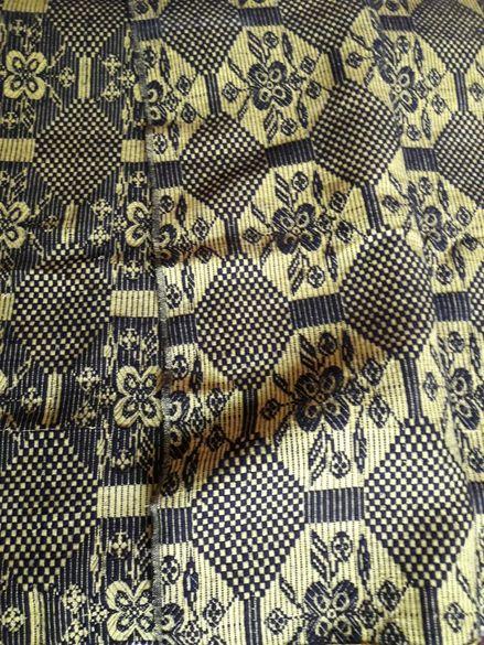 Шалте - Покривка домашно тъкана - нова