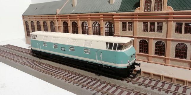 Macheta locomotiva diesel Gutzold HO