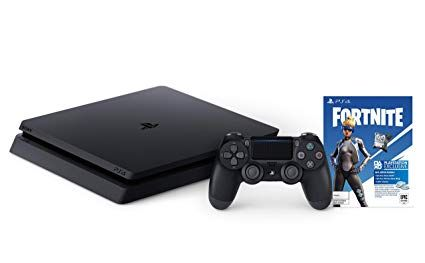 PlayStation 4 PS4 model 2020 cu Fornite 2