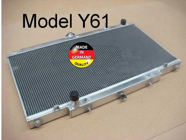 Made inGermany model Nou MARIT Radiator aluminiu Nissan Patrol Y60 Y61