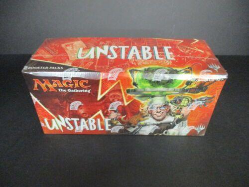 Vand cutie MTG - Magic the Gathering Unstable noua / sigilata