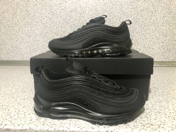ОРИГИНАЛНИ *** Nike Air Max 97 OG / Triple Black