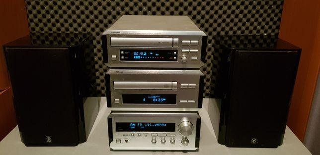 Amplificator - Statie - amplituner și cd player Yamaha - Linie Yamaha