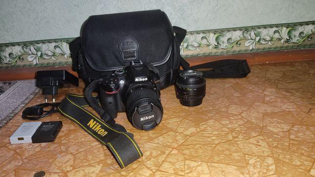 Nikon 5300 в очень хорошем состоянии