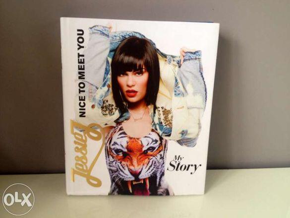 Книга Jessie J-My story