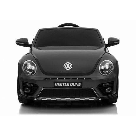 Masinuta electrica VW Beetle Dune Cabrio 90W PREMIUM #Negru