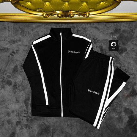 Trening Palm Angels Black bumbac Premium