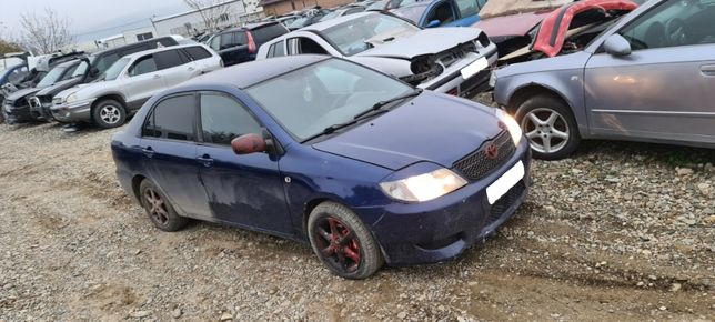 Dezmembrez Toyota Corolla 2004 1.4 Benzina.
