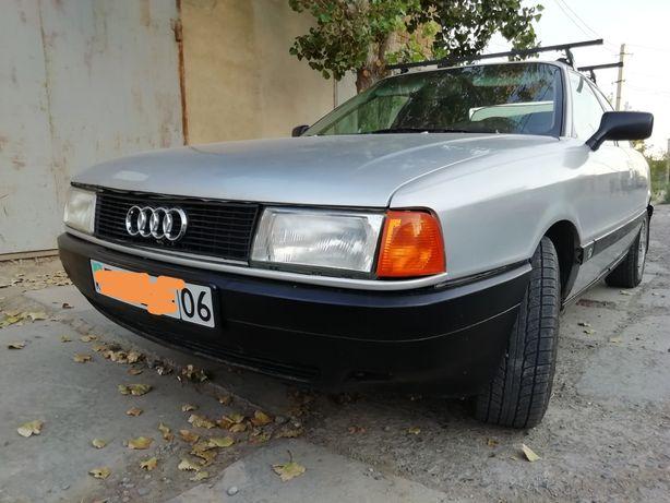 Продаётся автомобиль ауди 80 б3 об 1.8 карбюратор